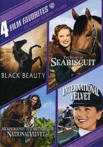 4 Film Favorites: Classic Horse Films