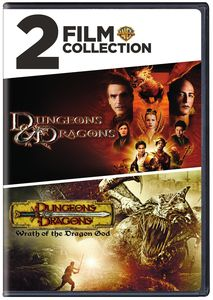 Dungeons & Dragons & Wrath of the Dragon God