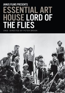 Essential Art House: Lord Of The Flies [1963] [Black And White]