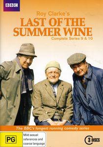 Last of the Summer Wine: Series 9 & 10 [Import]