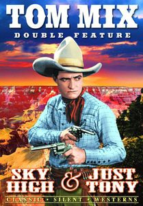 Tom Mix Silent Double Feature