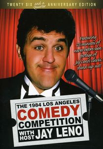 The 1984 Los Angeles Comedy Competition With Host Jay Leno