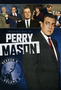 Perry Mason: Season 5 Volume 2 , Raymond Burr