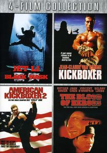 Black Mask /  Kickboxer /  American Kickboxer 2 /  Blood of Heroes