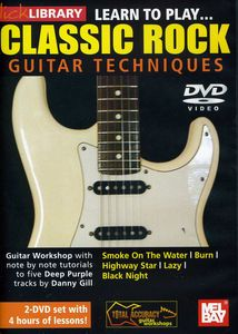 Guitar Techniques: Learn to Play Classic Rock