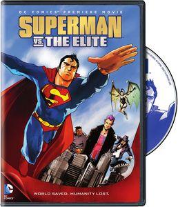 Dcu Superman Vs. the Elite MFV