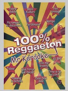 100 Percent Reggaeton [Import]