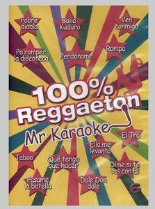 100 Percent Reggaeton [Import]