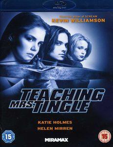 Teaching Mrs. Tingle [Import]
