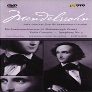 Mendelssohn Gala Concert