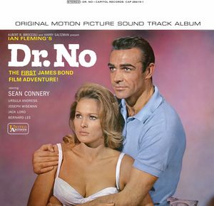 Dr. No (Original Motion Picture Soundtrack)