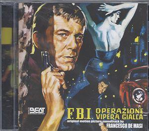 FBI Operazione Vipera Gialla (Original Soundtrack) [Import]