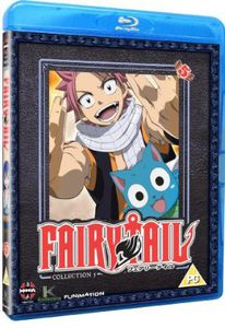 Fairy Tail: Part 5 (Episodes 49-60) [Import]