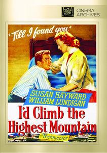 I'd Climb the Highest Mountain