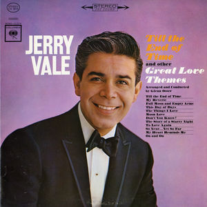 Till the End of Time , Jerry Vale