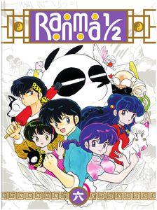 Ranma 1/ 2 - TV Series Set 6