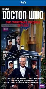 Doctor Who: The Christmas Specials Gift Set