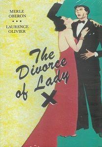 Divorce of Lady X