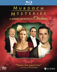 A Murdoch Mysteries Christmas , Yannick Bisson
