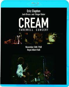Cream Farewell Concert [Import]