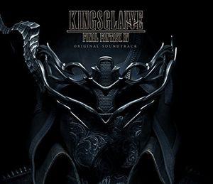 Kingsglaive Final Fantasy 15 (Original Soundtrack) [Import]