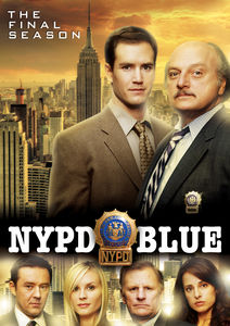 NYPD Blue: Season 12 (The Final Season)