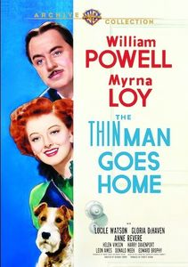 The Thin Man Goes Home , William Powell