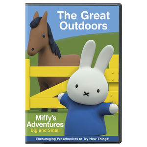 Miffy's Adventures Big And Small: The Great Outdoors