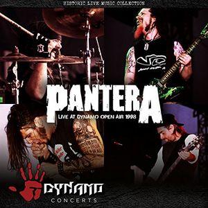 Live At Dynamo Open Air 1998 , Pantera