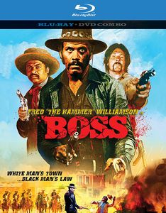 Boss , Fred Williamson