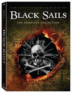Black Sails: The Complete Collection