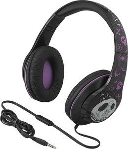 Nightmare Before Christmas DiM40NCFXv8 Headphones Mic Remote Black