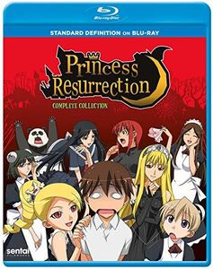 Princess Resurrection , Miyu Irino