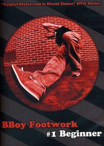 Bboy Footwork 1