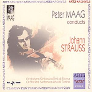 Peter Maag Conducts Johann Strauss JR