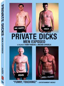 Private Dicks: Men Exposed