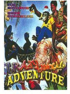 Crazy Jungle Adventure