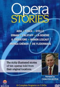 Opera Stories: An In-Depth Look at Ten of World's