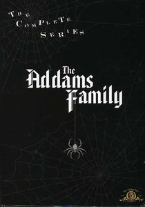 The Addams Family: The Complete Series , Margaret Hamilton