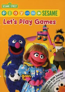 Let's Play Games: Play with Me Sesame