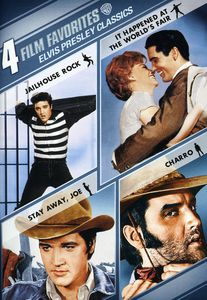 Elvis Presley Classics: 4 Film Favorites