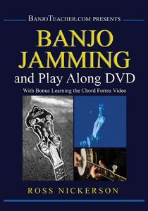 Banjo Jamming & Play Along