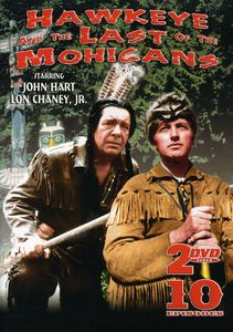 Hawkeye and the Last of the Mohicans