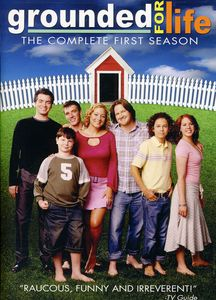 Grounded for Life: The Complete Season 1 , Donal Logue
