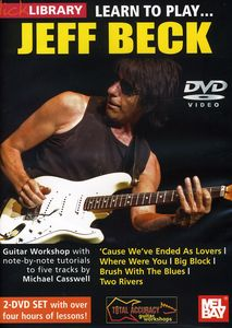 Learn to Play Jeff Beck