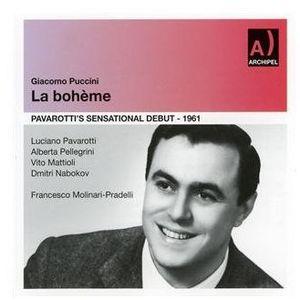 La Boheme: Pavarotti