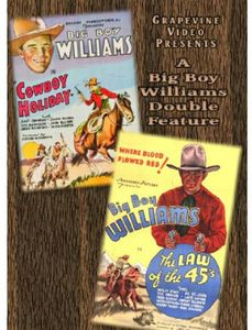 Cowboy Holiday (1934) /  Law of 45S (1935)