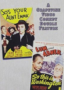 So's Your Aunt Emma (1942) /  So This Is Washington