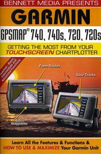 Garmin 740 740S 720 720S Touchscreen Chartplotter
