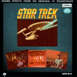 Star Trek (Sound Effects From the Original TV Soundtrack)